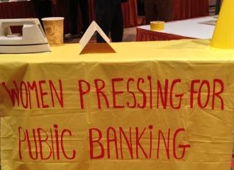 Women pressing for change