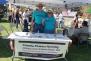 Tabling at the Peace Fair