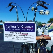 Cycling for Change