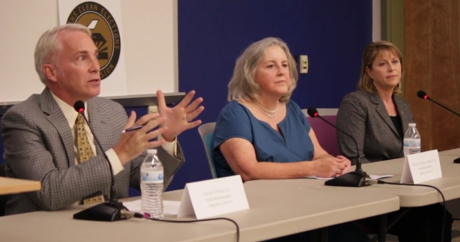 Randy Friese, Pamela Powers Hannley, Ana Henderson