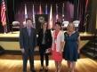 Reps. Kirsten Engel and Pamela Powers Hannley