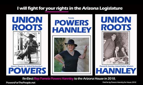 Re-Elect Rep. Pamela Powers Hannley