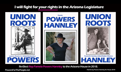 Re-Elect Rep. Pamela Powers Hannley