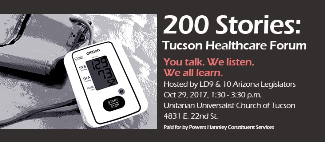 Tucson Healthcare Forum