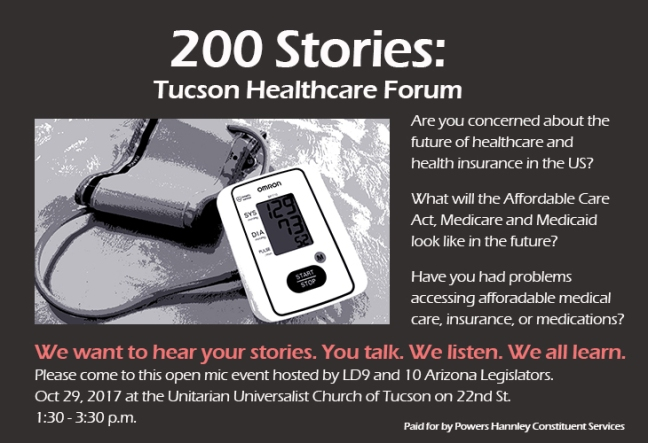 200 stories healthcare forum