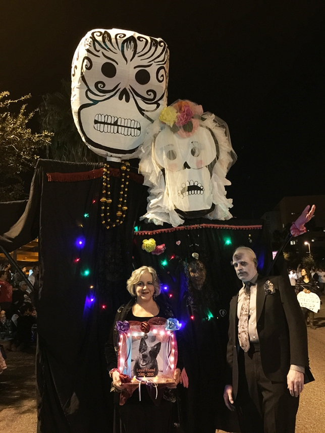 All Souls Procession 2015.