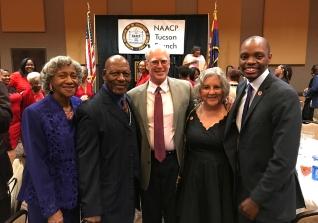 NAACP Dinner