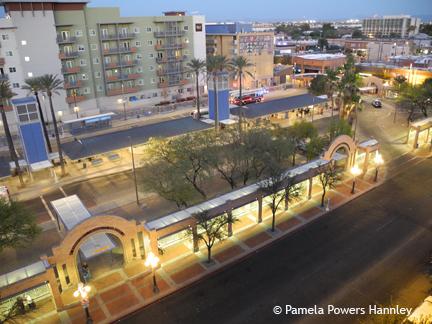 Ronstadt Center, Tucson, 2013