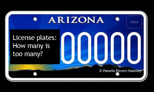 Arizona specialty plate
