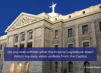 Arizona Legislative Updates
