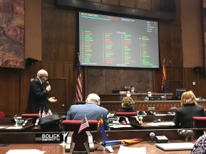 Speaker of the House Rusty Bowers