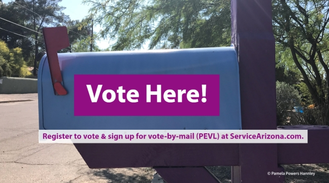Sign up for vote-by-mail