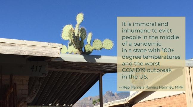 eviction in Arizona