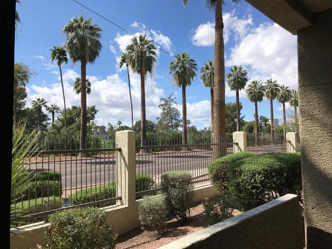 Phoenix with no traffic