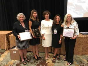 Rep. Powers Hannley wins League of Cities and Towns Award