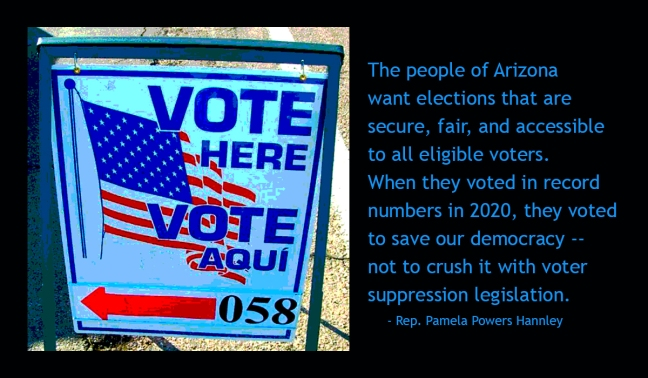 voter suppression in Arizona