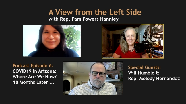 Rep. PPH's Podcast